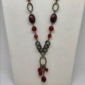 """NWOT Premier Designs """"Caliente"""" necklace"""